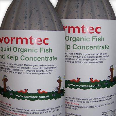 Fish Concentrate fertiliser organic