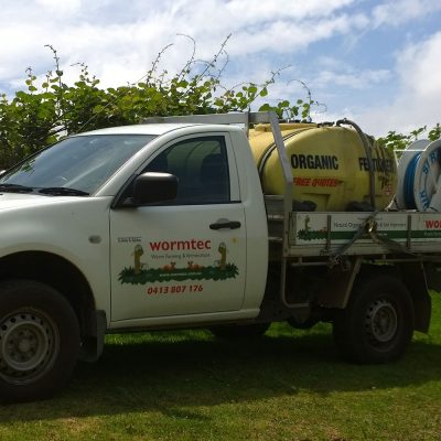 Organic Lawn and Garden Fertiliser